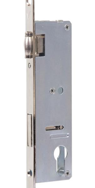 broasca ingropata cu rola pentru usi PVC 16mm 1