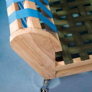 Montaj chinga elastica